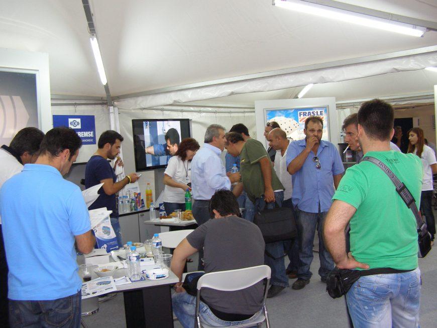 Νοέμβριος 2011- Συμμετοχή στο TRUCKFESTIVAL